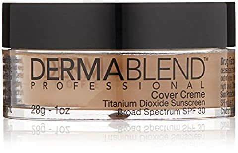 Dermablend Professional Cover Creme - Almond Beige - 1oz / 30ml