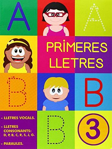 Primeres Lletres - Pal 3 - Vocals. Consonants: D, P, B, C, R, S, J, G. Paraules.