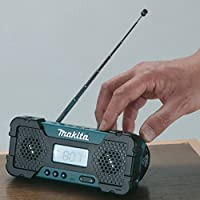 Makita STEXMR051 Battery-Powered Radio 10.8 V Li-Ion