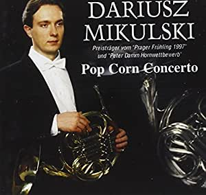 pop corn concerto dariusz mikulski musique. Black Bedroom Furniture Sets. Home Design Ideas