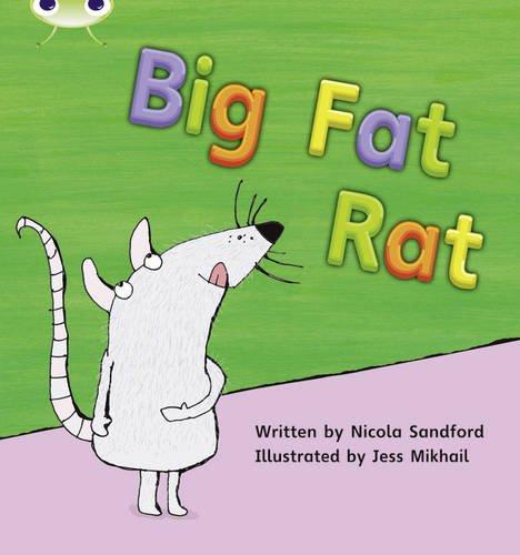 Bug Club Phonics Set 05 Big Fat Rat (Phonics Bug)