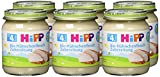 Hipp Bio-Hühnchenfleisch-Zubereitung, 6er Pack (6 x 125 g) - 2