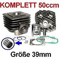 80 Racing Zylinder KIT DICHTUNGEN Kopf Set f/ür KYMCO SUPER5 SUPER8 4T 50 4TAKT Zylinderkit Unbranded