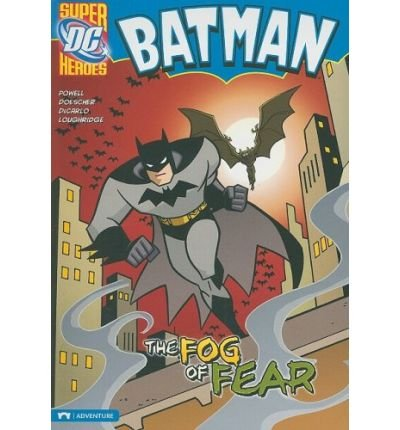 (BATMAN THE FOG OF FEAR) BY Paperback (Author) Paperback Published on (01 , 2009)