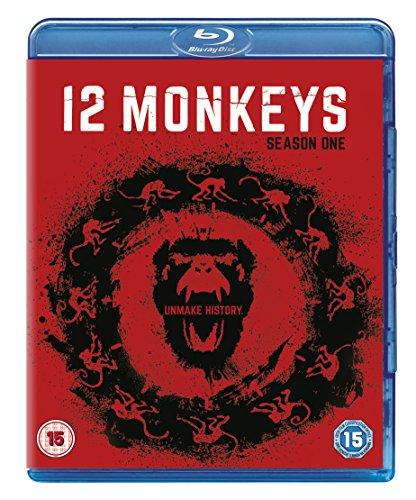 12 Monkeys - Season 1 [Blu-ray]