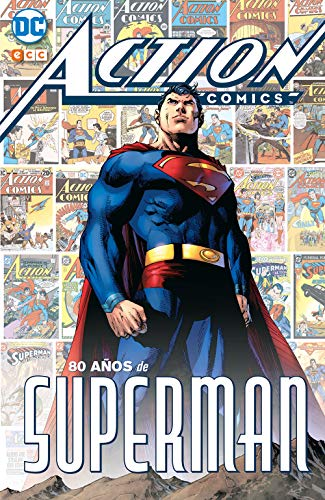 Action Comics: 80 años de Superman por John Byrne
