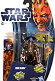 Hasbro 38411 - Star Wars: The Clone Wars - Cad Bane Bounty Hunter with Blaster Rifle CW04