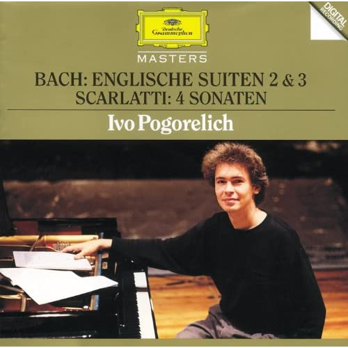 J.S. Bach: English Suite No.2 In A Minor, BWV 807 - 3. Courante