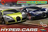 Micro Scalextric 1:64 Scale Hyper Cars Race Set