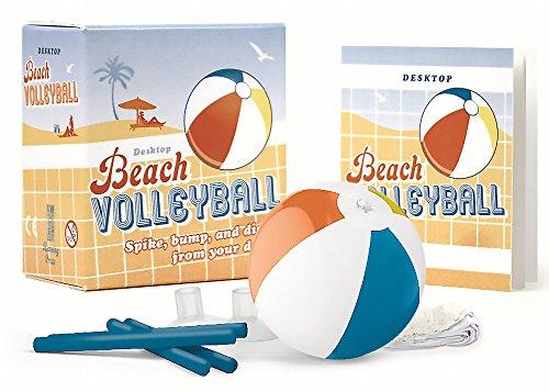 Desktop Beach Volleyball por Teresa Bonaddio