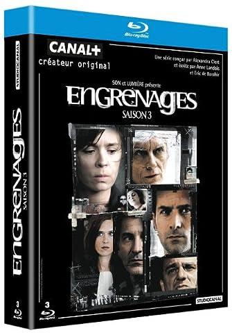 Engrenages - Saison 3 [Blu-ray]