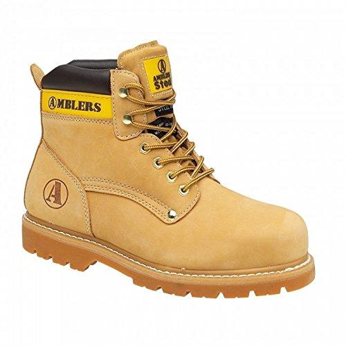 Amblers Steel FS156 - Chaussures montantes de sécurité - Femme Miel