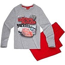 Disney Cars 3 Kollektion 2017 Schlafanzug 92 98 104 110 116 122 128 Jungen Pyjama Neu Lang Lightning McQueen Grau-Rot