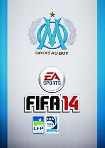 Steelbook Fifa 14 - Edition ultimate Olympique de Marseille