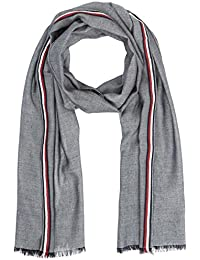 Tommy Hilfiger Herren Schal Corporate Stripe Scarf