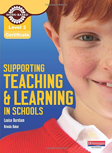 Level 2 Certificate Supporting Teaching and Learning in Schools Candidate Handbook (NVQ/SVQ Supporting Teaching and Learning in Schools Level 2)