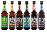 Crew Republic kleine Craft Beer Vielfalt 6 x 0,33l