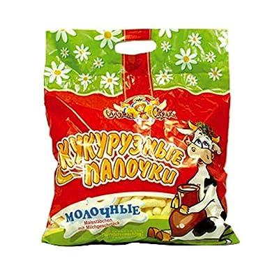 """Maisstäbchen mit Milchgeschmack """"Molotschnije"""""""