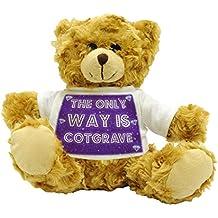 The Only Way Is Cotgrave–Ours en peluche (22cm haute env.)