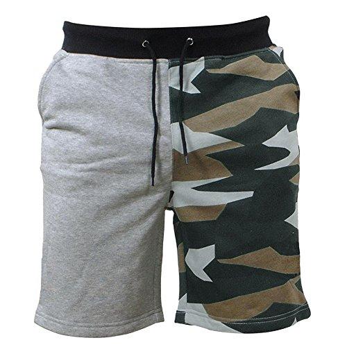 YiYLunneo Shorts Herren Sommer Mode Fittings Shorts Bequeme Shorts Camouflage Werkzeug Shorts Fitness-Hosen Shorts Hosen Outdoor-Shorts Hosen Pants Denim Drawstring Capris