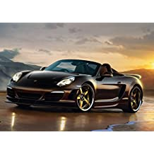 Porsche 911 Techart coche deportivo Póster (A0 ...