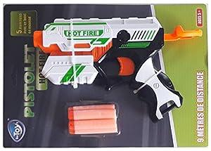 Betoys-114157-Pistola de Espuma mecánico