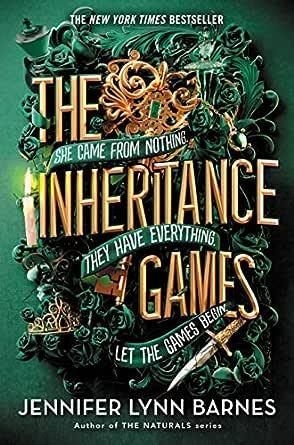 The Inheritance Games (English Edition) eBook: Barnes, Jennifer Lynn:  Amazon.it: Kindle Store