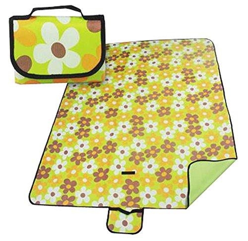 Preuve cool Outdoor Picnic Mat humidité Mats 150 * 200cm