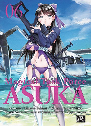 Magical Task Force Asuka Edition simple Tome 6