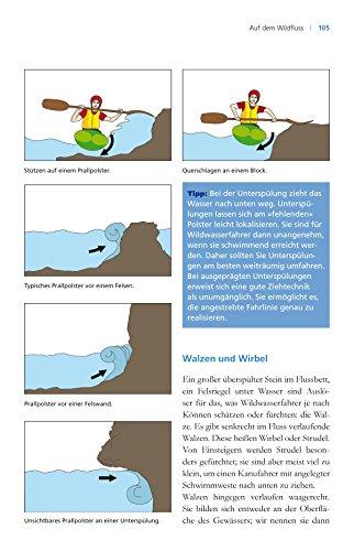 Der Kajak: Das Lehrbuch für den Kanusport - 9
