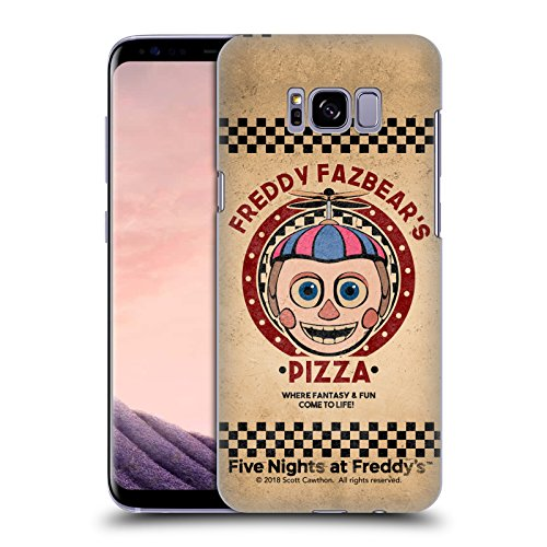 Official Five Nights At Freddy's Balloon Boy Freddy Fazbear's Pizza Hard Back Case for Samsung Galaxy S8+ / S8 Plus