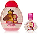 Masha and the bear Set Eau de Toilette 30 ml + Duschgel 300 ml, 1 Stück