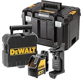 Dewalt DW088K 2 Way Self-Levelling Cross Line Laser Level Kit + DWST1-71195 Case