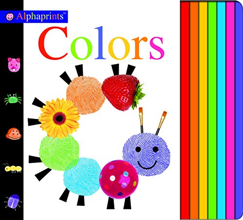 Alphaprints: Colors