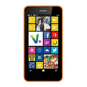 Nokia Lumia 630 Smartphone débloqué 4.5 pouces 8 Go double SIM Windows Phone 8.1 Orange
