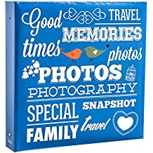 Arpan Grande Raccoglitore ad anelli slittamento In Photo Album detiene 500 6 × 4