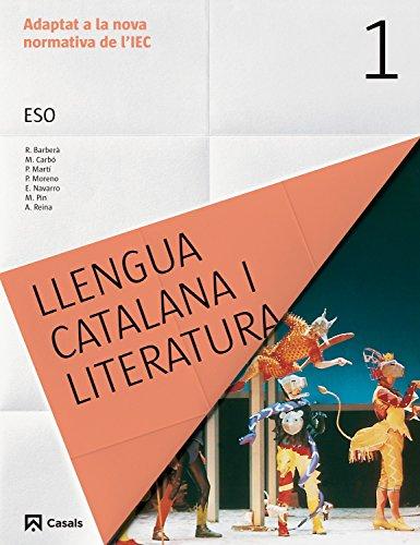 Llengua catalana i Literatura 1 ESO (2015) - 9788421854808 por VV.AA.