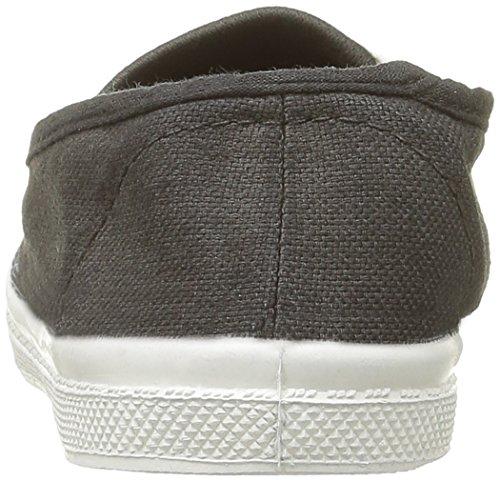 Bensimon E15002c158, Baskets Basses Mixte Enfant Noir (835 Carbone)