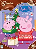 Novità per il Calendario dell'Avvento Peppa Pig 2019 al cioccolato al latte senza noci per il regalo di Natale