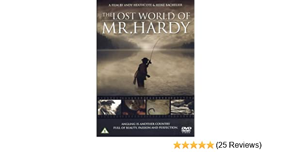 The Lost World of Mr Hardy [DVD]: Amazon co uk: Andy Heathcote