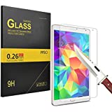 Galaxy Tab A 9.7 Screen Protector, ELTD Galaxy Tab A 9.7 T550 Glass Screen Protector - 0.3mm Premium Tempered Glass Screen Protector for Samsung Galaxy Tab A 9.7 - Maximum Screen Protection from Bumps, Drops, Scrapes, and Marks