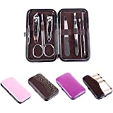 Amity Impex 7 in 1 Pedicure & Manicure Home Utility , Professional & Travel Beauty Tools.