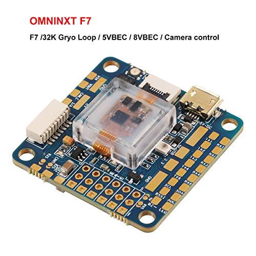 Guokukey Airbot OmniNXT F7 Flight Controller FC Board eingebaut BEC 5V / 1A 8V / 1A Unterstützung 3-6s Lipo für FPV Racing Multirotor Drohne Quadcopter -