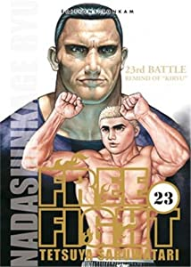Free Fight Edition simple Tome 23