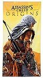 Assassins Creed Origins Strandtuch Badetuch 70 x 140cm
