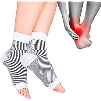 Kompressionssocken / Fußgelenk Bandage (1 Paar) Schmerzlinderung Plantarfasziitis, Knöchelschmerzen und Schwellungen... preisvergleich bei billige-tabletten.eu