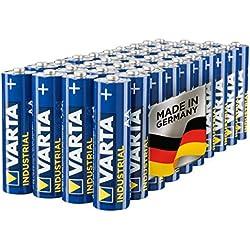Varta 4006440P - Pilas alkalin, AA/LR06, pack de 40 unidades
