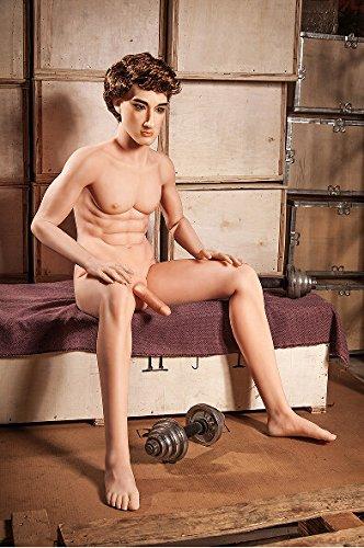 Sexpuppe-Sex-Doll-Man-Doll-Gay-Masturbator-Mike-163cm-Metallskellet-2-ffnungen-versandkostenfreie-Lieferung