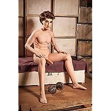 Sexpuppe Sex Doll Man Doll Gay Masturbator: Mike 163cm Metallskellet, 2 Öffnungen - versandkostenfreie Lieferung.