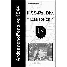 """Ardennenoffensive 1944 - II. SS-Panzer-Division """" Das Reich """""""
